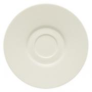 Блюдце «Пьюрити»; фарфор; D=16см