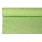 Скатерть в рулоне L=8, B=1.2м бумага; св. зелен.