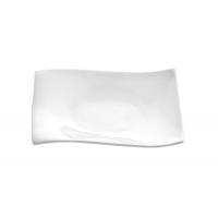 Тарелка квадратная Движение без индивидуальной упаковки