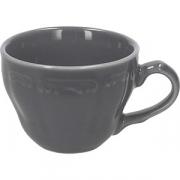 Чашка кофейная «В. Виена Шарм» фарфор; 80мл; серый