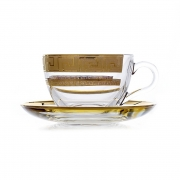 Набор для чая на 6 перс. 12 пред. «Костка»