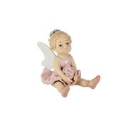 Статуэтка Девочка - ангелочек (с пуантом)