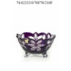 Салатник фиолетовый 210