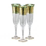 Бокал для шампанского 6 шт Восточная сказка