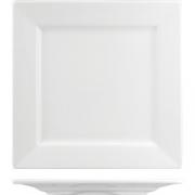 Тарелка квадратная «Кунстверк» L=24.3, B=24.3см; белый