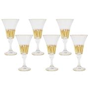 Набор: 6 бокалов для вина Ломбардия