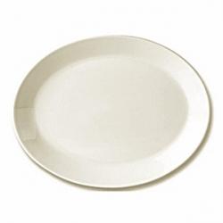 Блюдо овальное «Айвори» 28см фарфор