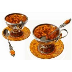 Набор чайный «Виноград» на 3 персоны.