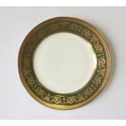 Набор закусочных тарелок «Малахит» на 6 персон