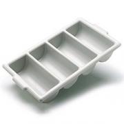 Емкость для столовых приборов(4отд.)