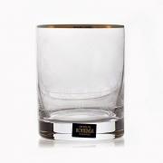 Набор стаканов 320 мл «Александра Золото 432232»