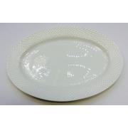 Блюдо овальное «Даймонд» 32 см