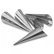 Форма конд. «Конус» [12шт]; сталь; D=50,H=14мм