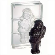 Форма для шоколада «Санта Клаус», H=20.5см