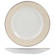 Тарелка «Чино» 30см фарфор