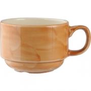Чашка коф «Паприка» 170мл фарфор