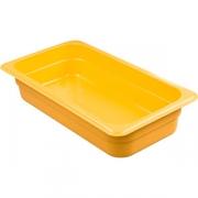 Гастроемкость (1/3) H=6.5, L=32.5, B=17.6см; желт.
