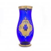 Ваза «Лепка синяя 8304» 43 см. для цветов