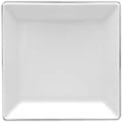 Тарелка квадр «Классик» 13*13см фарфор