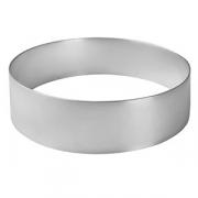 Кольцо кондитерское «Проотель», алюмин., D=16,H=5см, металлич.