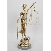 «Правосудие» 46,5х15см.