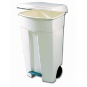 Контейнер для мусора с педалью H=89, B=55.6см