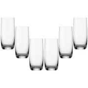 Набор: 6 бокалов для воды