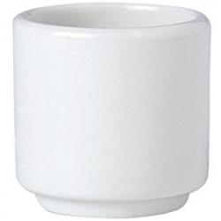 Подставка для яйца «Монако вайт» фарфор