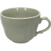 Чашка чайная «В. Виена Шарм» фарфор; 205мл; зелен.