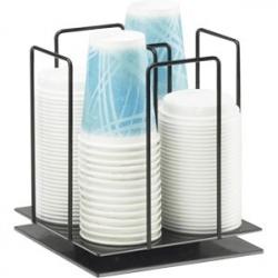 Подставка для крышек,стаканов крутящ.