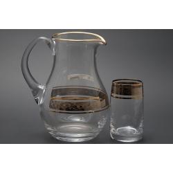 Набор для воды (кувшин 1л+6 стаканов)