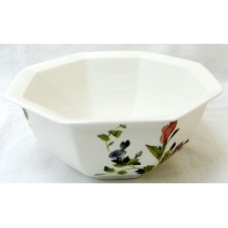 Салатник «Букет цветов» Объем 0,9 л, диаметр 21 см