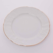 Набор тарелок 19 см. 6 шт «Бернадот белый 311011»
