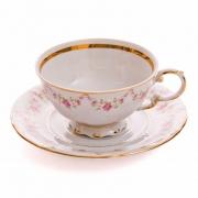 Набор для чая «Соната 158» (чашка 200 мл. +блюдце) на 6 перс. 12 пред.