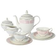 Чайный сервиз Рашель 21 предмет на 6 персон