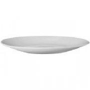 Тарелка мелкая «Монако Вайт» D=28, H=2.5см; белый