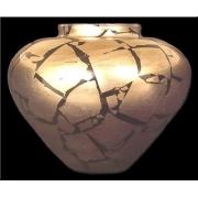 Бронза ваза «Моргана» 35см