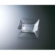 Тарелка квадратная малая «Кирара»