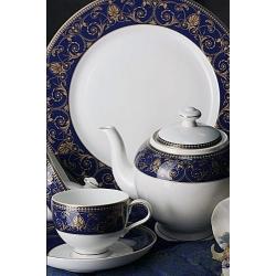 Сервиз чайный на 6 персон, 17 предметов. «Магия»