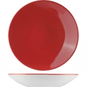 Салатник «Фиренза ред» 15.25см фарфор