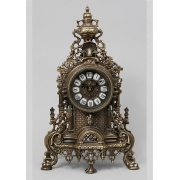 Часы каштан 40х24 см.