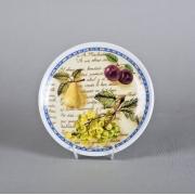 Тарелка мелкая подвесная 21 см «Груша»