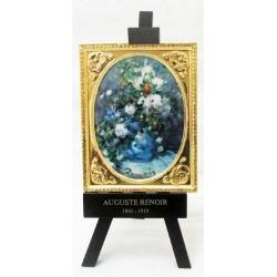 Картина «Весенние цветы» 4х7 см.Серия Renoir. Подарочная упаковка