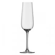 Бокал-флюте «Грандэзза», хр.стекло, 214мл, D=65,H=222мм, прозр.