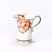 Кружка «Муг» 300мл «Розовый мак»