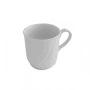 Чашка чайная «Аркадия», фарфор, 210мл, D=75,H=85,B=110мм, белый