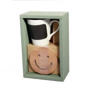 Набор чайный, 1 перс, 2 пр, 250 мл, Smile
