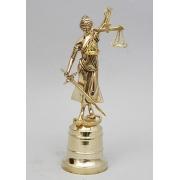 «Правосудие» 23х7,5см.