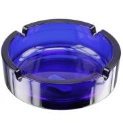 Пепельница 10,8 см синяя