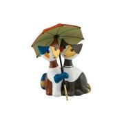 Скульптура Под зонтом